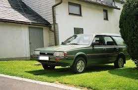 subaru leone hatchback leone ii station wagon 1800 4wd 98 hp