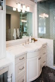 tile bathroom backsplash best 25 vanity backsplash ideas on pinterest bathroom hand