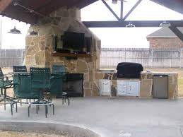 outdoor kitchens houston tx lone patio builders