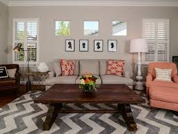 Area Rug Size For Living Room by Vacation Rental Makeover Tripping Com