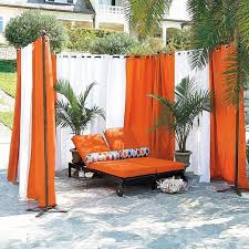 Best Outdoor Curtains Awesome Best 25 Outdoor Curtain Rods Ideas Only On Pinterest