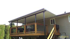Aluminum Patio Covers Sacramento by Aluminum Porch Roofs Roofing Decoration