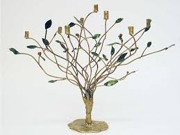 menorah tree of tree of menorah gissen collection