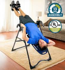 Inversion Table For Neck Pain by Best Inversion Therapy Table Reviews Findingtop Com