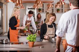 eat u0026 drink brand new cooking classes at chewton glen u2014 american