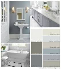 what is the most popular color for bathroom vanity 23 color palettes in interior designs messagenote