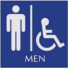 Mens And Womens Bathroom Signs Men U0027s Bathroom Signs Men Restroom Sign Naag Tag