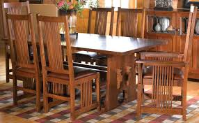 mission style dining room set mission style dining room furniture sale appealing most seen 28