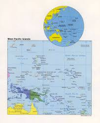 Map Of South Pacific Transpacificproject Com