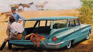 vintage cars 1960s american station wagons from 1960 photo gallery