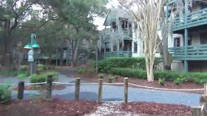 disney u0027s hilton head resort overview youtube