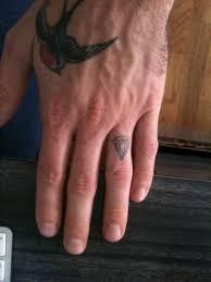 wedding band tattoo designs for men thegtalife com