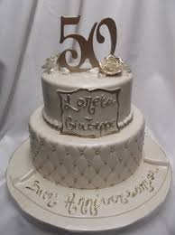 50th anniversary cake ideas wedding ideas polkadot 50th wedding anniversary