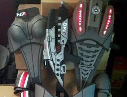 Halloween Costume Armor Halloween Costume Overkill Mass Effect N7 Armor Gamewb