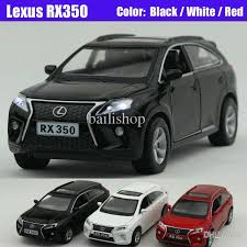 lexus model 1 32 scale alloy diecast metal car model for lexus rx350