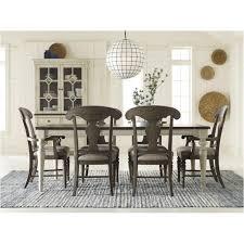 6400 221 legacy classic furniture brookhaven leg table