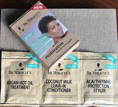 dr miracle hair dr miracles restorative pack