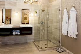 Bathroom Frameless Glass Shower Doors Cool Frameless Glass Shower Doors To Install In Your Bathroom