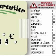 fiche haccp cuisine gratuite fiche haccp cuisine gratuite charmant la bovida etiquette allergenes