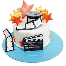 Movie Themed Cake Decorations Movie Themed Cakes Movie Themed Birthday Cake Yummycake