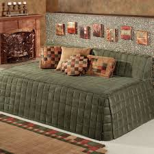 daybed covers with bolsters fitted cover in twin xl and full