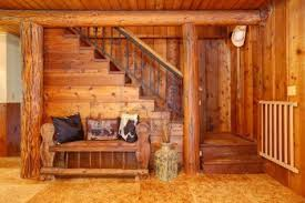 Log Home Interiors Rustic Cabin Interiors Peeinn Com