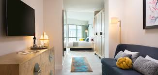 Wimberly Interiors Nyc Lower East Side Hotel Rooms Hotel 50 Bowery Nyc Accommodations