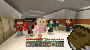 minecraft stranger things skin pack on ps3 official playstation