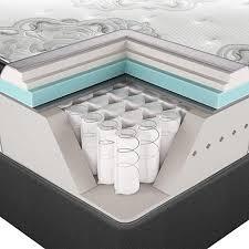 simmons beautyrest platinum long cove bay extra firm mattress set