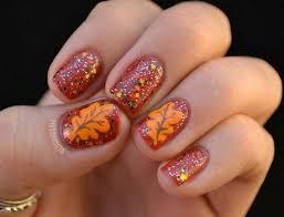 fall toe nail