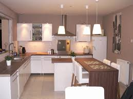 idee deco mur cuisine idee renovation cuisine lovely cuisines repeintes decoration d