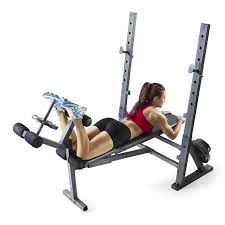 Best Weight Bench Brands Gold U0027s Gym Xr 10 1 Olympic Weight Bench 7755753 Hsn