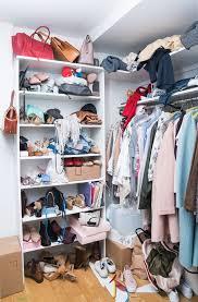 Wardrobe Organization Your Guide To Organizing A Wardrobe Domino
