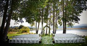outdoor wedding venues ceremony reception central oregon lodging black butte