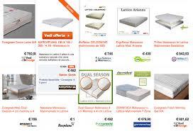 materasso evergreen vendita materassi on line quando conviene acquistare materassi