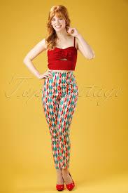 women u0027s 1960s style pants capri jeans