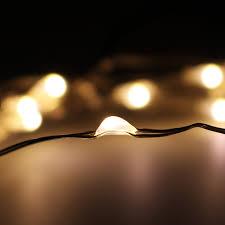 10ft weatherproof led wire string lights starry lights