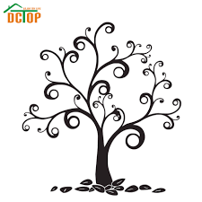 compare prices on white tree stickers wall online shopping buy home decoration wall art white tree wall sticker removable vinyl living room decor china