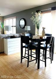 small high kitchen table ikea high top kitchen table khoado co