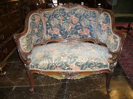 Antique French Settee Petite French Settee For Sale Antiques Com Classifieds
