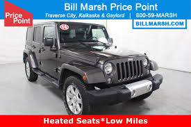 sahara jeep 2014 jeep wrangler suv 4 door in michigan for sale used cars on