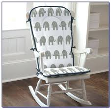 Nursery Rocking Chair Pads Rocking Chair Pads For Baby Nursery Stylish Rocking Chairs Your