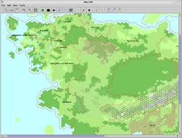 Java World Map by World Building Mapcraft