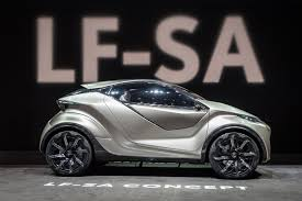 lexus lfa concept minicars and microcars how small could lexus go