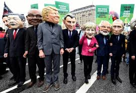 black friday in germany welcome to hell violent protests greet world leaders at the g20