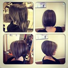 show pictures of a haircut called a stacked bob drastic before and after stacked bob stack bob angled bob