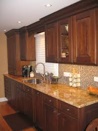 Cherry Wood Cabinets Kitchen Alder Wood Cabinets Kitchen Gallery Including Trying To Decide
