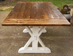 How To Make Your Own Kitchen Table by Outdoor Ideas 10 Seater Dining Table Farmhouse Desk Plans Rustic