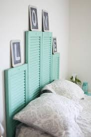 Unique Headboards Ideas Creative Headboards On A Budget Iemg Info