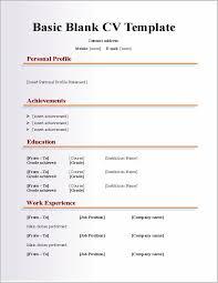 free resume forms blank printable blank resume templates for free resume resume